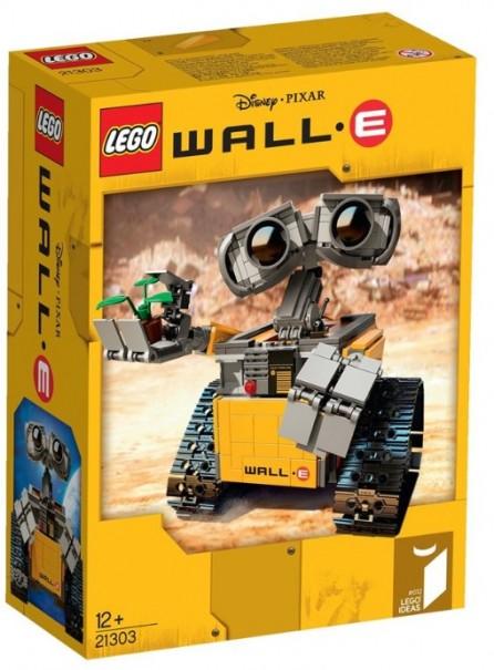 Lego Ideas 21303 Wall E