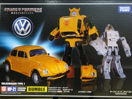 Takaratomy Transformers Masterpiece MP-21 Bumblebee