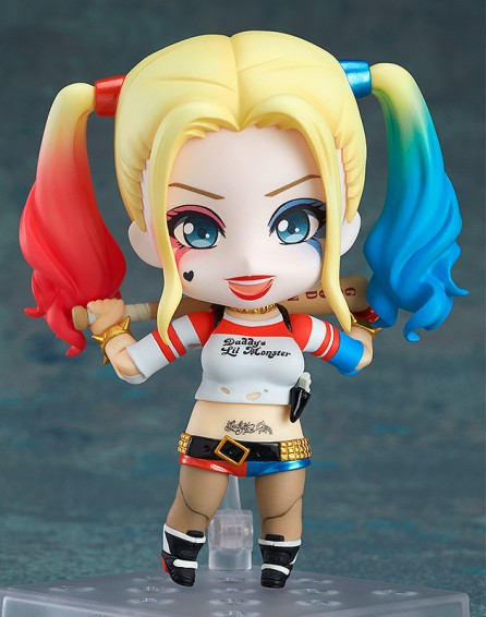 Nendoroid #672 Harley Quinn Suicide Squad Edition