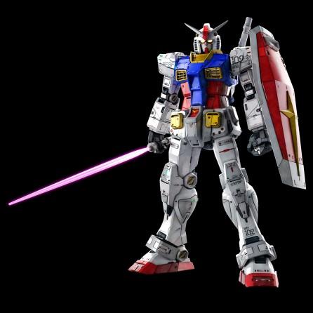 Bandai PG Unleashed 1/60 RX-78-2 Gundam