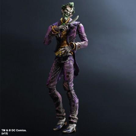 Playarts Kai Batman Arkham City Joker Figure