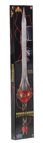 Bandai Power Rangers Legacy Red Ranger Power Sword