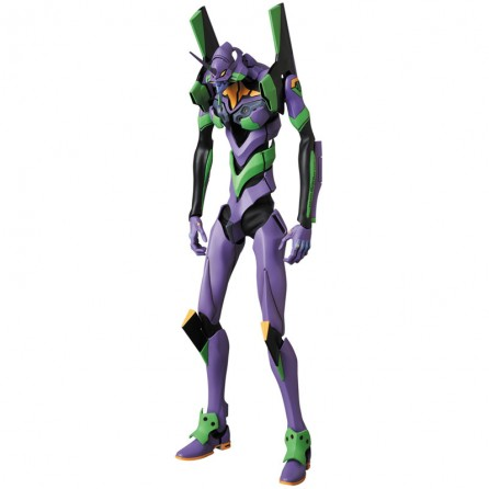 Medicom Toy RAH-783 Neo Evangelion EVA-01 Test Type (New Paint Version)