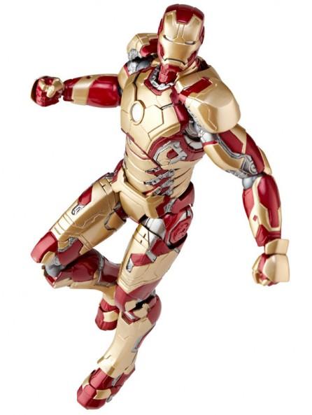 Revoltech Sci-Fi No.049 Iron Man 3 Mark 42 Figure