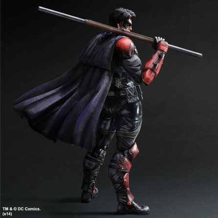 PlayArts Kai DC Comics Variant Robin Figure