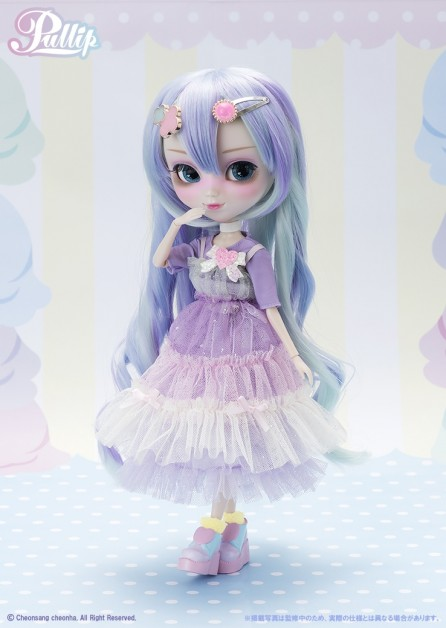 Groove P-252 Pullip Purely Sherbet Doll