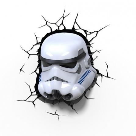 3D LightFX Star Wars Stormtrooper Deco Light