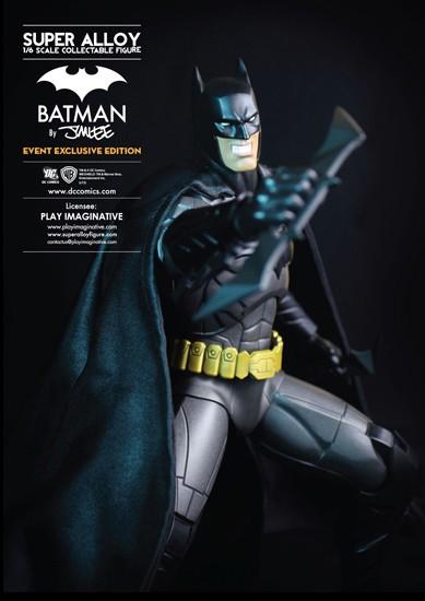 Super Alloy 1/6th Scale Batman by Jim Lee (Exclusive Version)