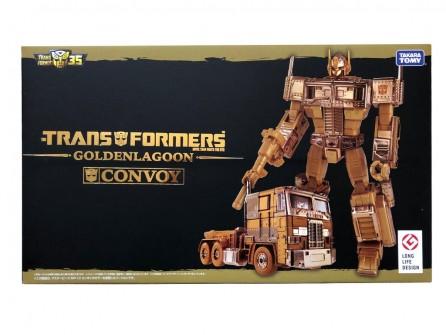 Takaratomy Transformers Masterpiece MP-10 Golden Lagoon Convoy