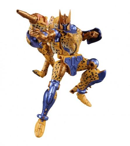 Takaratomy Transformers Masterpiece MP-34 Beast Wars Cheetor