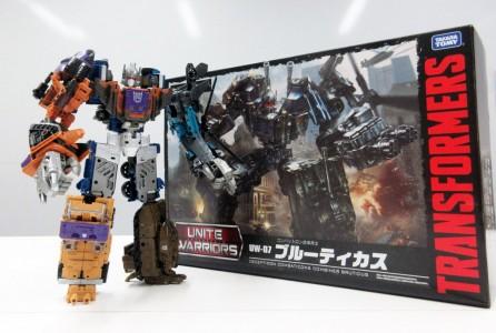 Takara Tomy Transformers UW-07 Bruticus