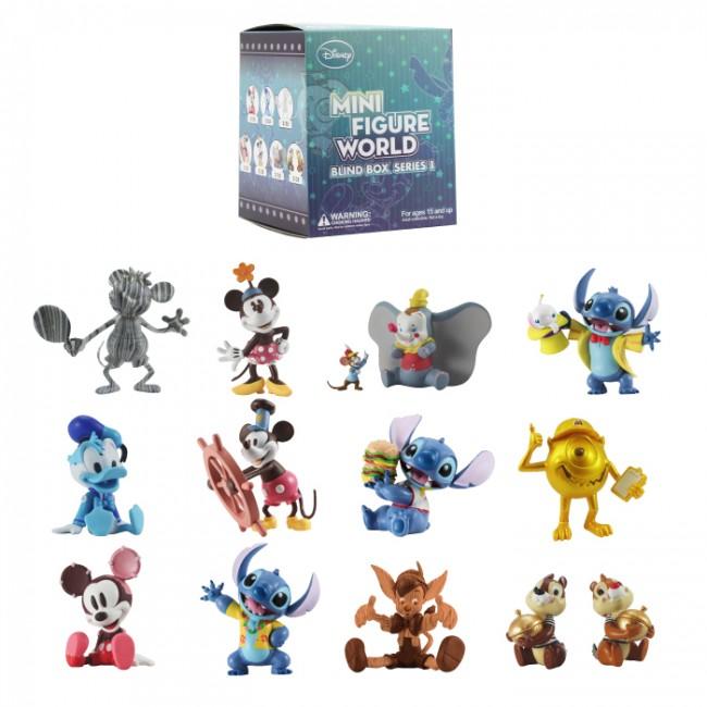 Disney Mini Figure World Blind Box Series 1 Toy Garden