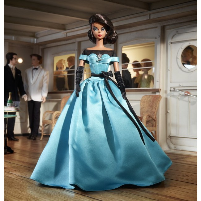 Barbie BFMC Silkstone Ball Gown Doll - Toy Garden and Toywiz Malaysia
