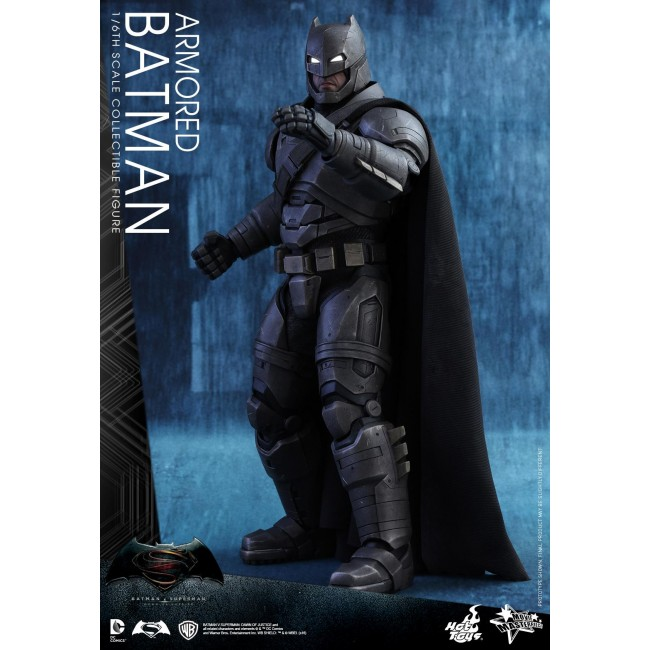 Hot Toys 1 6th Scale Batman V Superman Dawn Of Justice Armored