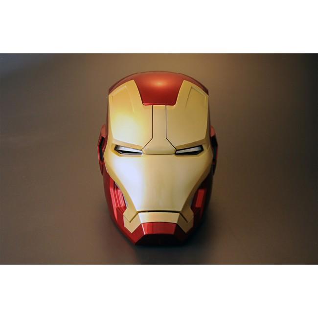 Lager Toys 1 1 Scale Iron Man Mark 42 Helmet Toy Garden