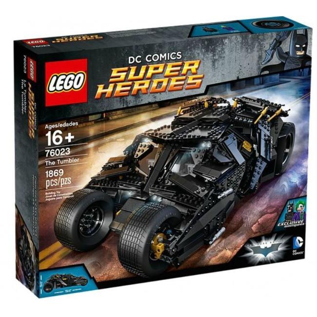Lego 76023 Batman UCS Batmobile The Tumbler - Toy Garden ...