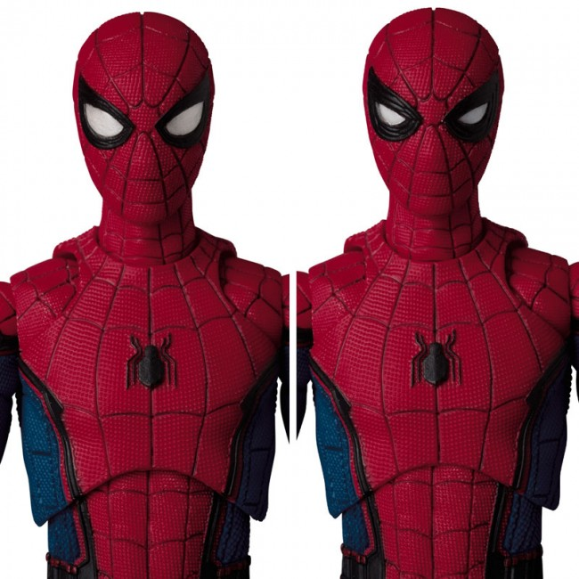 mafex homecoming spider figure version action medicom spiderman miracle ex discussion toy date