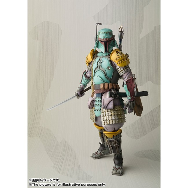 Bandai Meisho Movie Realization Star Wars Ronin Boba Fett