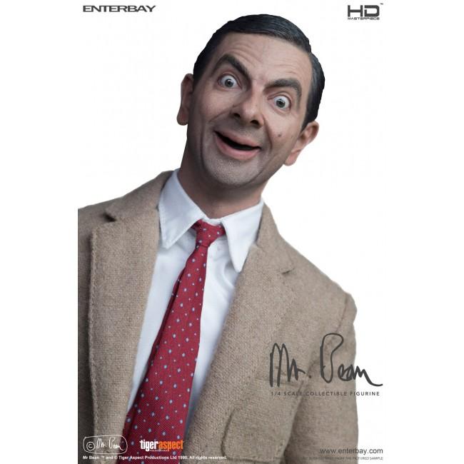 Enterbay 1/4th Scale HD Masterpiece Mr Bean Figure