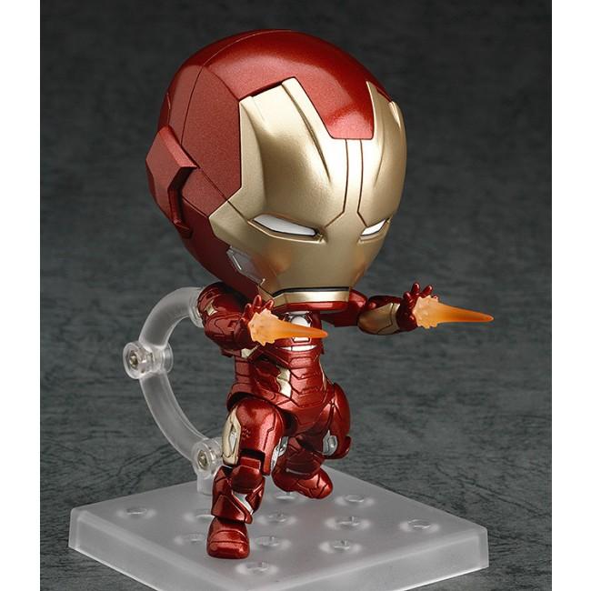 Mangareader Kingdom 545: Nendoroid #545 Iron Man Mark 45: Hero's Edition