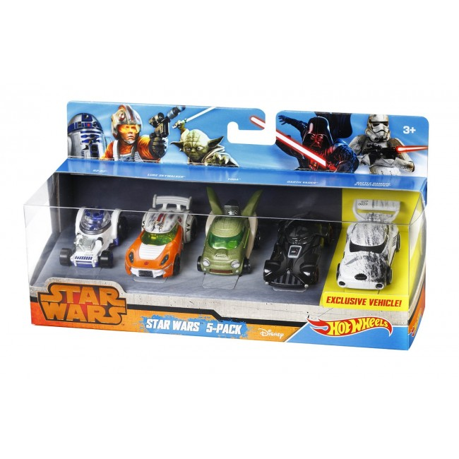 Hot wheels star wars character car 5 pack toy garden and toywiz hot wheels star wars character car 5 pack toy garden and toywiz malaysia voltagebd Choice Image