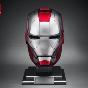 Autoking 1:1 Scale Iron Man Mark 5 Helmet