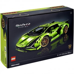 LEGO 42115 Lamborghini Sián FKP 37 Technic Model Car Sian