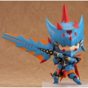 Nendoroid #266 - Monster Hunter: Male Swordsman - Lagia X Edition
