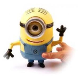 """Despicable Me 2 Minions Talking Stuart 8"""" Action Figure"""