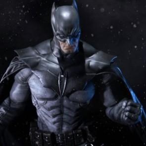 Prime 1 Studio MMDC-03 Batman Arkham Origins Batman Noel Statue