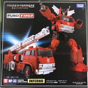 Takaratomy Transformers Masterpiece MP-33 Inferno