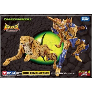 Takaratomy Transformers Masterpiece MP-34 Beast Wars Cheetor