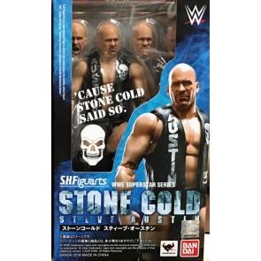 Bandai S.H.Figuarts WWE Stone Cold Steve Austin