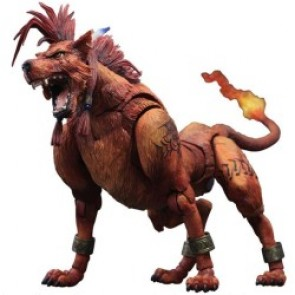 Play Arts Kai - Final Fantasy VII - Advent Children Series 02 - Red XIII