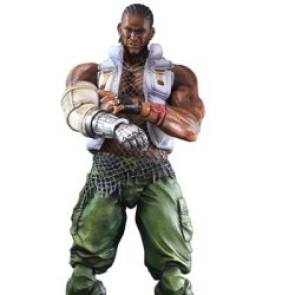 Play Arts Kai - Final Fantasy VII - Advent Children Series 02 - Barret Wallace