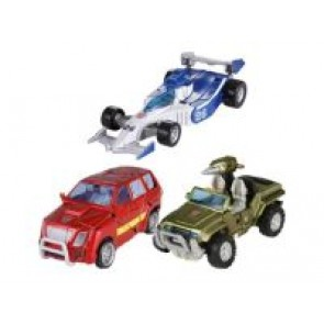 Transformers Autobot Specialists Three Pack Ironhide, Hound, Mirage