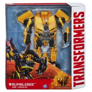 Transformers 4 Age of Extinction Leader Class Bumblebee