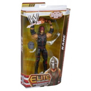 WWE Kane Elite Series 22 Action Figure
