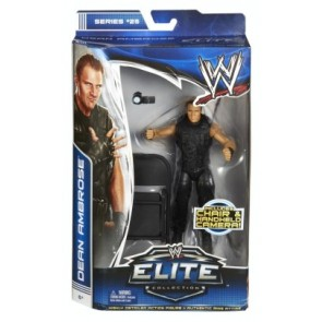 WWE Dean Ambrose Elite Series 25 Action Figure