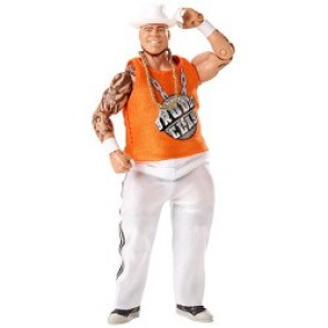WWE Collector Elite Series 18 Brodus Clay Figure