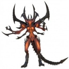 Neca Diablo III - Lord of Terror Deluxe Action Figure