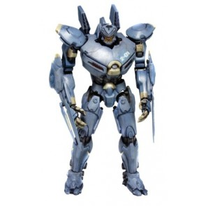 "NECA Pacific Rim Striker Eureka 7"" Deluxe Action Figure"