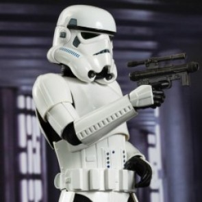 Hot Toys 1/6th Scale Star Wars: Episode IV A New Hope: 1/6th scale Stormtrooper Collectible Figure  MMS267