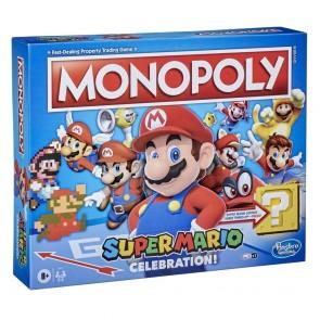 HASBRO Monopoly Super Mario Celebration Edition Board Game