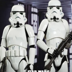 Hot Toys 1/6th Scale Star Wars: Episode IV A New Hope: 1/6th scale Stormtroopers Collectible Figures Set  MMS268