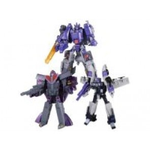 Transformers Decepticon Specialists Three Pack Galvatron, Octane, Astrotrain