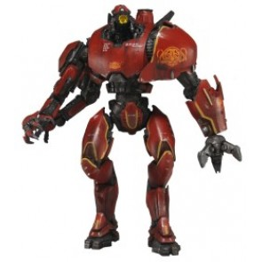 "NECA Pacific Rim Crimson Typhoon 7"" Deluxe Action Figure"