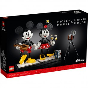 LEGO 43179 Mickey Mouse and Minnie Mouse