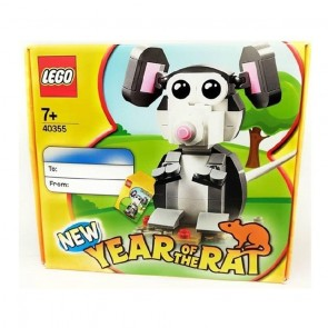 Lego Year Of The Rat (40355)