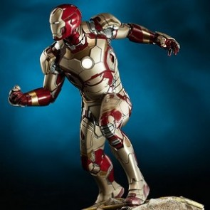 Sideshow 1/4 Scale Iron Man Mark 42 Maquette